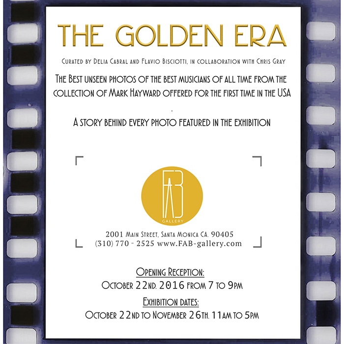 FAB-gallery - The Golden Era